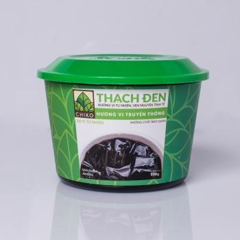 Thạch đen chiko 500gr - Hương vị truyền thống